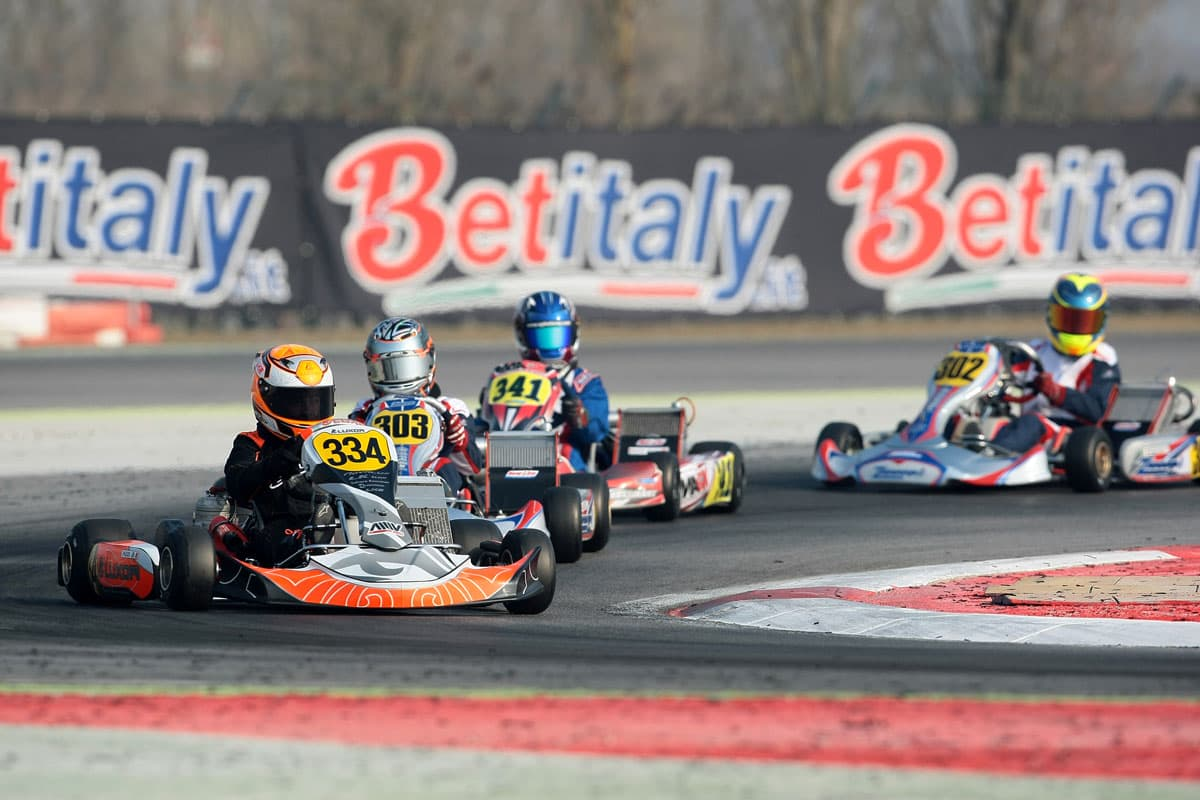 WSK Champions Cup, Adria
