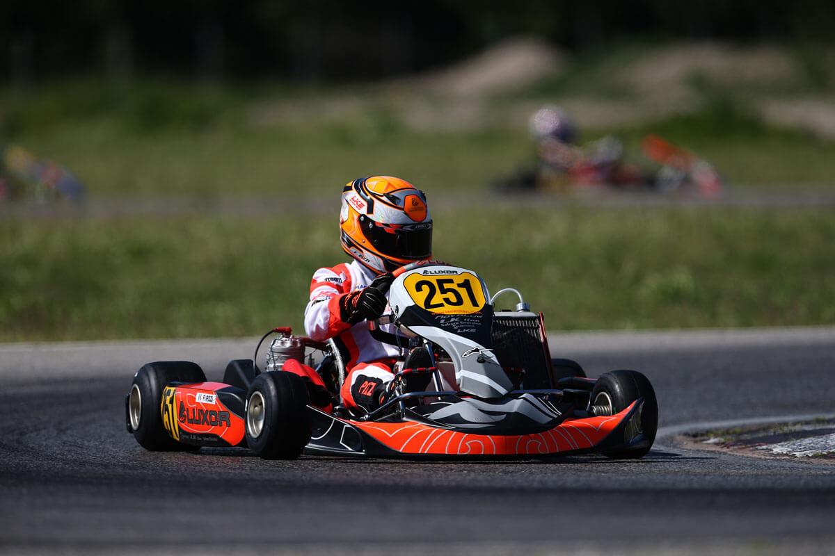 Novalux Racing Team - gallery - CIK Sarno 23-04-2017