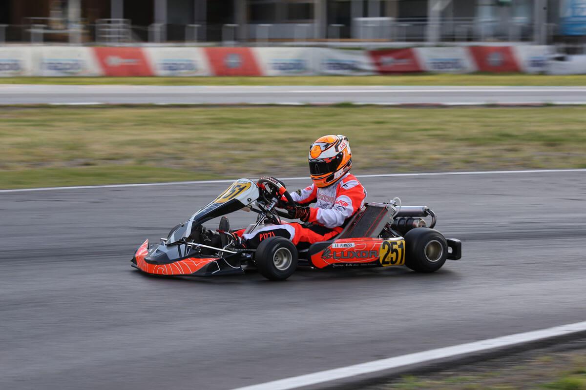 Novalux Racing Team - gallery - CIK European Championship Sarno 23-04-2017
