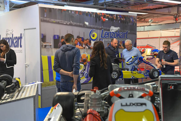 Novalux Racing Team - news - fiera offenbach 27-01-2018