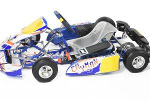 Novalux Racing Team - prodotti - telaio linea elettrica Lenzokart MINI